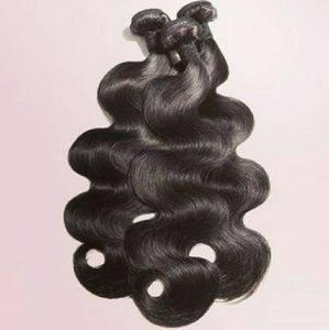 Brazilian/Peruvian Curly Extensions 24in